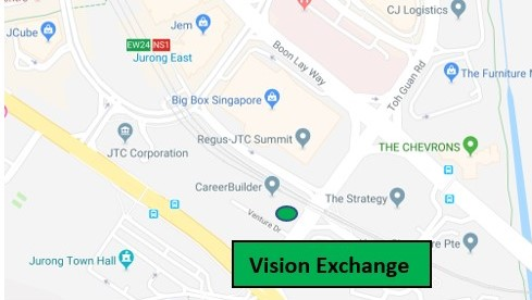 TAE, Vision, Exchange