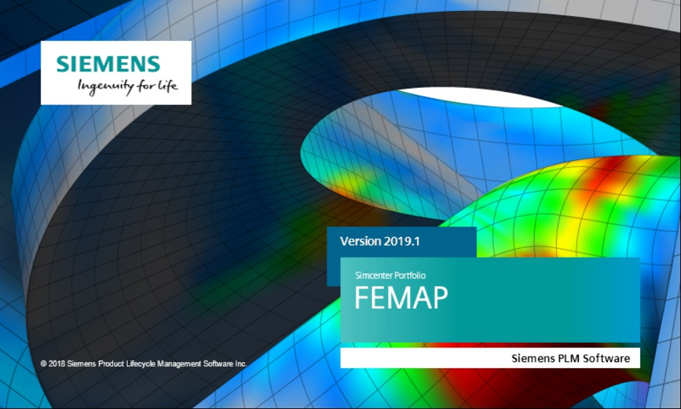 Solid Edge, Femap, Simcenter